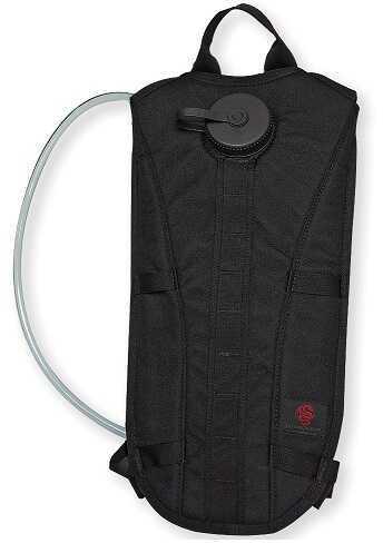 Tac Pro Gear Tacprogear Black H2O To Go 3 Liter Water Pack B-H2OG1-BK