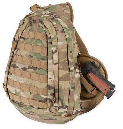 Tac Pro Gear Tacprogear Multicam Covert Go Bag B-CGB1-MC