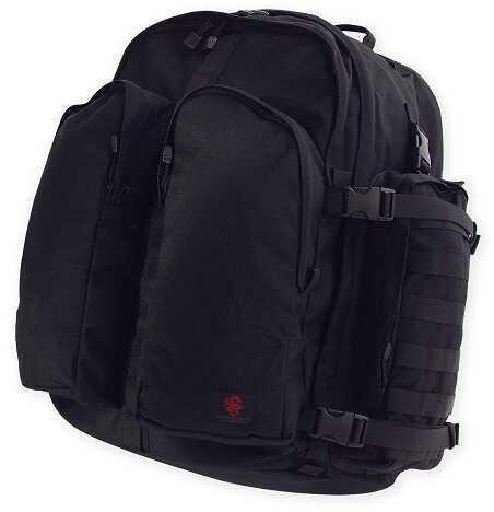 Tac Pro Gear Spec-Ops Assault Pack Large Black B-SAP3-BK