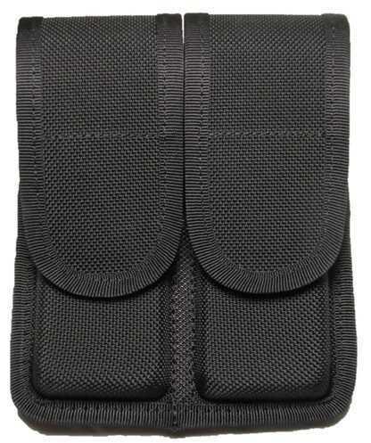 Tac Pro Gear Double Pistol Magazine Case Double Row Black DG-DPDR1-BK