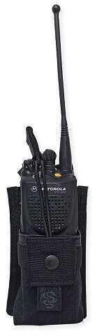 Tac Pro Gear Tacprogear Black Small Radio Pouch P-SMRAD1-BK