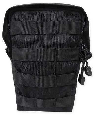 Tac Pro Gear Large General Purpose Pouch Upright Black P-LGGP1-BK