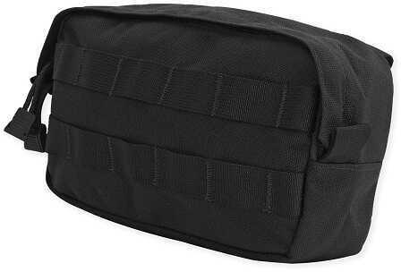 Tac Pro Gear Tacprogear Medium Black General Purpose Pouch P-MDGP1-BK