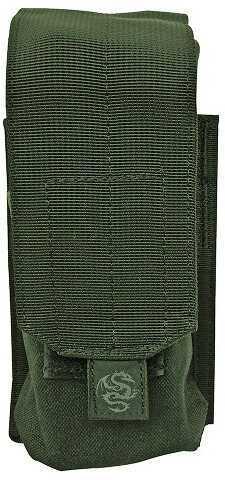 Tac Pro Gear Smoke Grenade Pouch Single Olive Drab Green P-SMKGR1-OD
