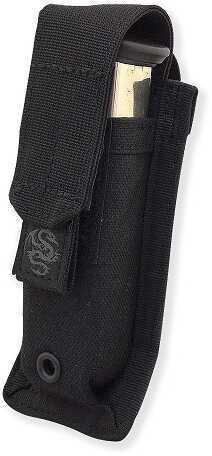 Tac Pro Gear Tacprogear Black Single Pistol Mag Pouch P-SPM1-BK