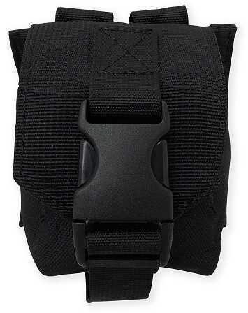 Tac Pro Gear Tacprogear Black Fragmentation Grenade Pouch P-FRG1-BK