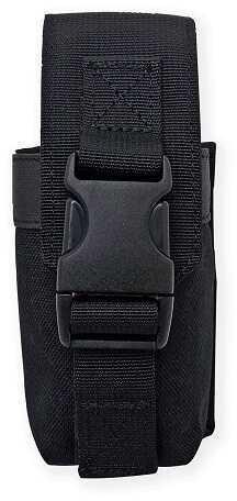 Tac Pro Gear Tacprogear Black Single Flashbang Pouch P-FLBG1-BK