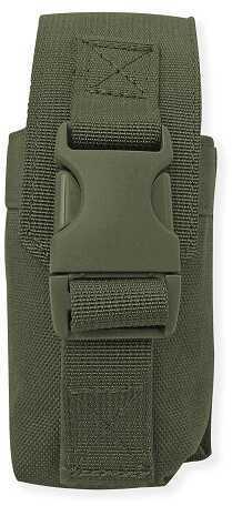 Tac Pro Gear Flashbang Pouch Single Olive Drab Green P-FLBG1-OD