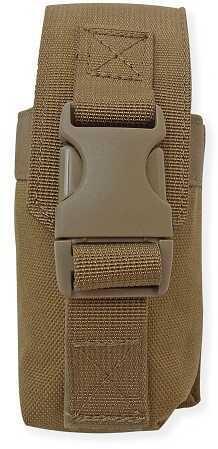 Tac Pro Gear Tacprogear Coyote Tan Single Flashbang Pouch P-FLBG1-CT