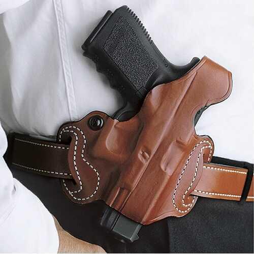 Desantis RH Black Thumb Break Mini Slide-Glock 42 085BAY8Z0