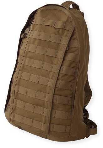 Tac Pro Gear Tacprogear Coyote Tan Covert Go Bag Lite B-CGB2-CT