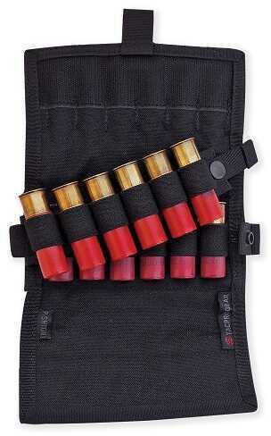 Tac Pro Gear Tacprogear Black Shotgun Shell Pouch 18 round P-SHTGN1-BK