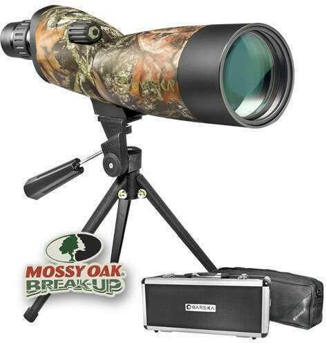 Barska Optics Barska 20-60x60mm Blackhawk Mossy Oak Spotting Scope with Tripod Md: AD10976