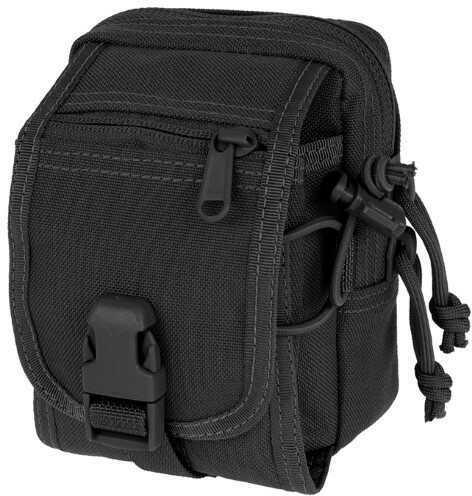 Maxpedition Black M-1 Compact Waistpack