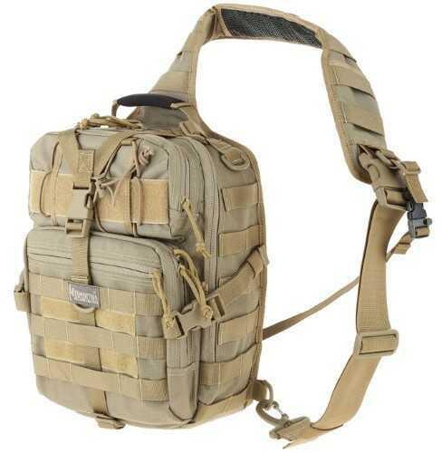 Maxpedition Khaki Malaga Ambidextrous Gearlsinger Bag