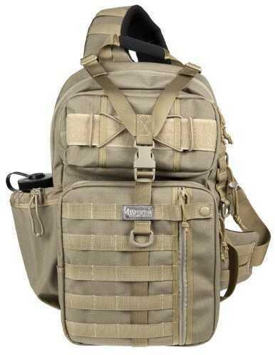 Maxpedition Khaki Kodiak Gearslinger Backpack