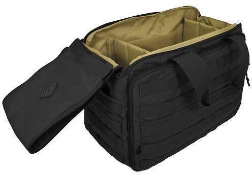 Hazard 4 Spotter Dividable Range Bag, Black Md: RNG-SPOT-BLK