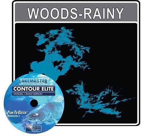 Humminbird Pc Software Contour Elite Woods/Rainy Mb 600028-1