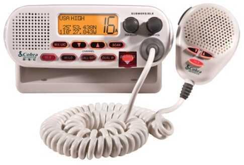 Cobra Electronics Cobra 2 Way Radio White MRF55-D