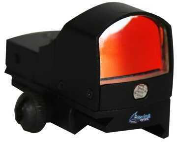 Bering Optics Op-LA Reflex Red Dot Sight With Reticle Brightness Control
