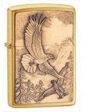 Zippo Where Eagles Dare Emblem 20854