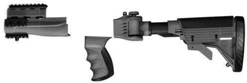 Advanced Technology Intl. ATI AK-47 Strikeforce PKG w/Scorpion Recoil Sys Dest Gray A.2.40.1250