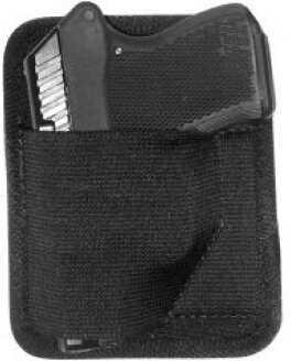 Gould & Goodrich G&G Charcoal Wallet Holster 702-1