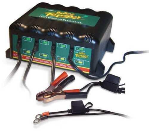 Deltran Battery Tender Deltran BT Plus 4 Bank DL WH 12 Volt
