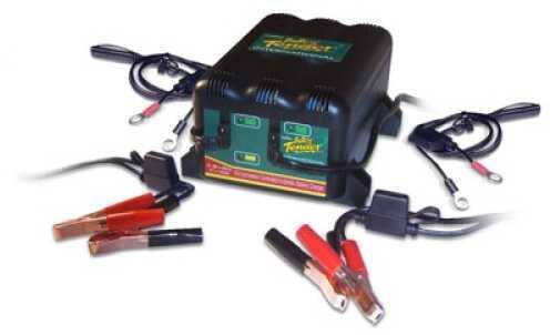 Deltran Battery Tender Deltran BT Plus 2 Bank DL WH 12 Volt