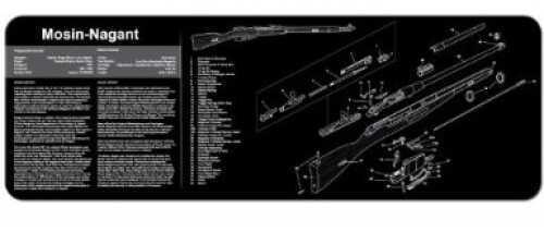 TekMat Mosin Nagant Long Gun Mat 36-Mosin
