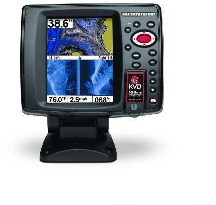 Humminbird 698ci HD SI KVD Combo 409510-2KVD
