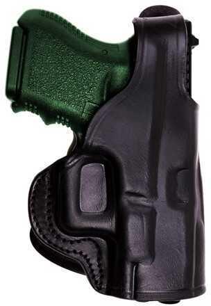 Tagua Springfield XD Thumb Break Paddle Hlstr Black RH Pd1-630