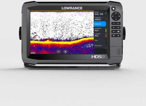 Lowrance HDS-9 Gen-3 / LSS-2 Bundle md: 000-11793-001