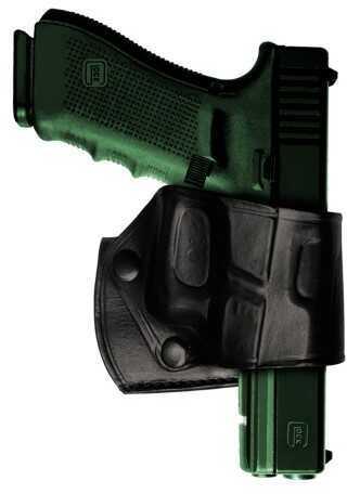 Tagua Glock 29 Yaqui Slide Holster Black Right Hand YSH-060