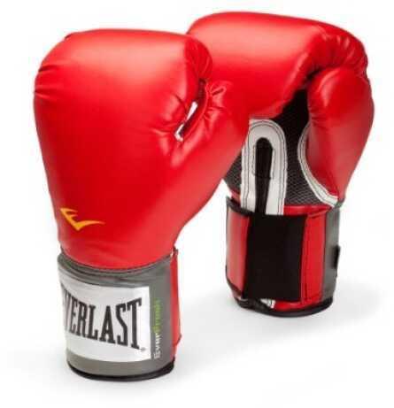 Everlast Pro Style Training Gloves 16 Oz Red