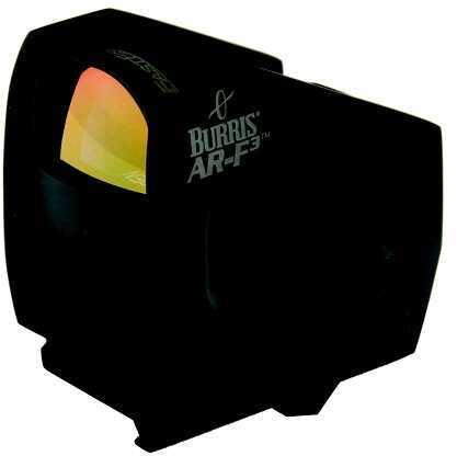 Burris Ar-F3 Tactical Sight Red Dot 3Moa Matte Model: 300215