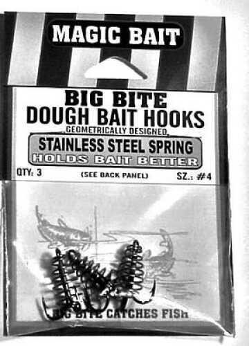 Magic Bait Ss Spring Hooks 3Bag