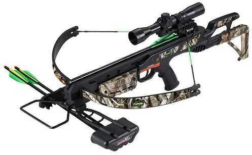 SA Sports SAS Empire Crossbow Pkg 175# Camo