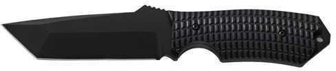 Heckler & Koch HK Conspiracy Fixed Blade Knife Plain Tanto Blade Md: 14101BT
