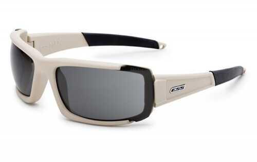 ESS Eye Pro Eyewear CDI Max Sunglasses Desert Tan 740-0457