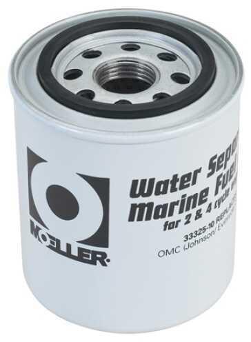Moeller Marine Products Moeller Long Water Separating Fuel Filter 033323-10