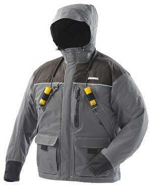 Frabill Inc Frabill Jacket I2 Dark Grey Medium