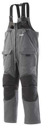 Frabill Inc Frabill Bib I2 Dark Grey Large Md: 2501021