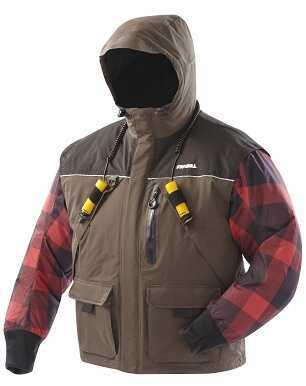 Frabill Inc Frabill Jacket I3 Woodsman Brown Large