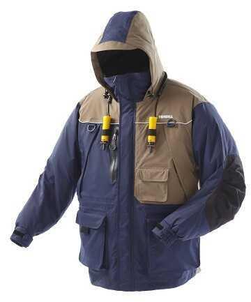 Frabill Inc Frabill Jacket I4 Dark Blue Medium
