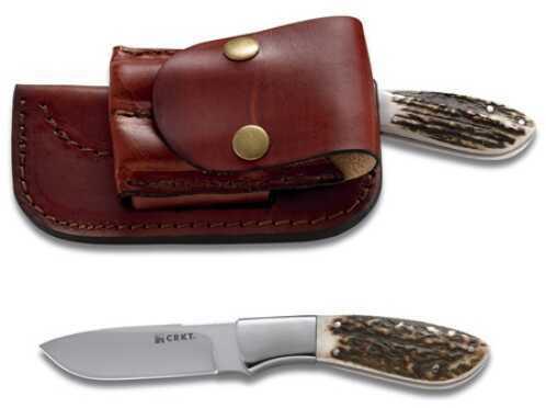 Columbia River CRKT Kommer Grandpa's Favorite Fixed Blade Knife 2845