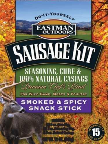 Easton Outdoors Wild Game Sausage Kit Smoke Summer 38662