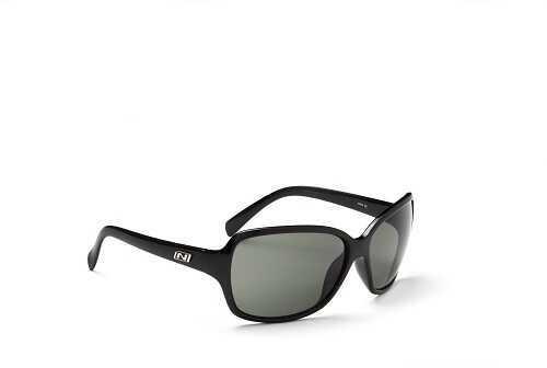 Optic Nerve Elixer Polarized Women's Sunglasses Black 01497