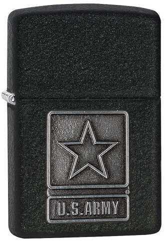 Zippo U.S. Army Pewter Emblem Lighter 28583
