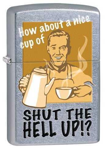 Zippo Shut The Hell Up Lighter 28640